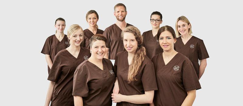 Zahnarzt Bielefeld Dr. Zwanzig Team