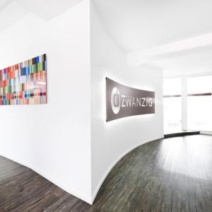 Zahnarztpraxis Dr. Kai Zwanzig Bielefeld Eingangsbereich